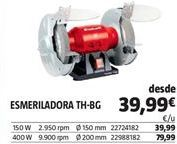 Oferta de Esmeriladora por 39,99€