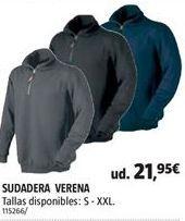 Oferta de Sudadera por 21,95€