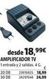 Oferta de Amplificador por 18,99€