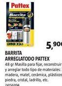 Oferta de Masilla Pattex por 5,9€