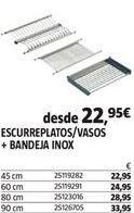 Oferta de Escurreplatos por 22,95€