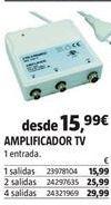 Oferta de Amplificador por 15,99€