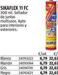 Oferta de Silicona por 6,79€