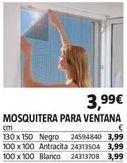 Oferta de Mosquiteras por 3,99€