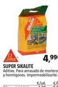 Oferta de Mortero sika por 4,99€
