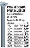 Oferta de Patas por 3,09€