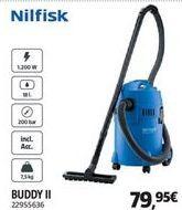 Oferta de Aspirador Nilfisk por 79,95€