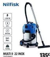 Oferta de Aspirador Nilfisk por 135€