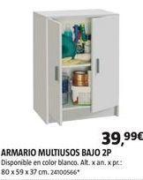 Oferta de Armarios por 39,99€