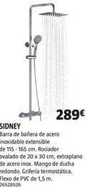 Oferta de Conjunto de ducha por 289€