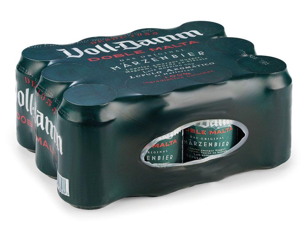 Oferta de VOLL-DAMM Cervesa, pack de 12 x 33 cl por 8,15€