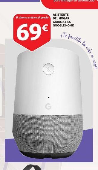 Oferta de Asistente del Hogar  GA00341-ES Google Home por 69€