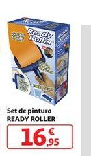 Oferta de Set de pintura Ready Roller por 16,95€