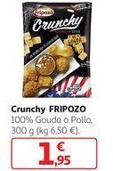 Oferta de Crunchy Fripozo por 1,95€