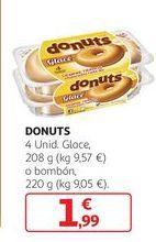 Oferta de Donuts por 1,99€