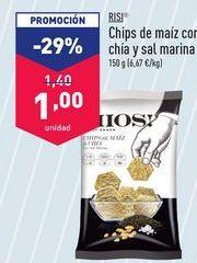 Oferta de Chips Risi por 1€