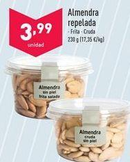 Oferta de Almendras por 3,99€