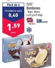 Oferta de Bombón helado flete por 1,59€