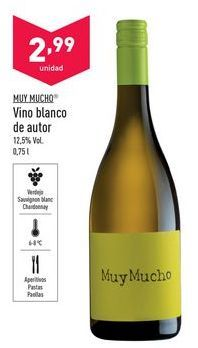 Oferta de Vino blanco por 2,99€