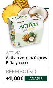 Oferta de Activia natural 0% Activia por