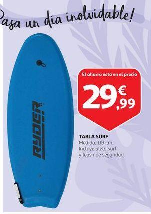 Oferta de Tabla Surf por 29,99€
