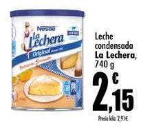 Oferta de Leche condensada La Lechera por 2,15€