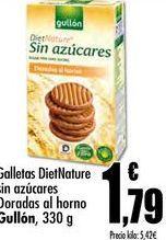Oferta de Galletas Digestive Gullón por 1,79€