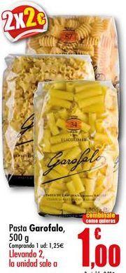 Oferta de Pasta Garofalo por 1,25€