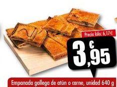 Oferta de Empanada gallega por 3,95€