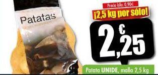 Oferta de Patatas por 2,25€