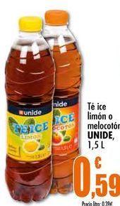 Oferta de Té helado Unide por 0,59€