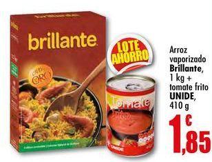 Oferta de Arroz Brillante por 1,85€