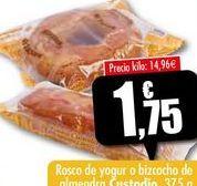 Oferta de Roscos por 1,75€