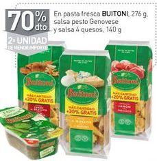 Oferta de Pasta fresca Buitoni por