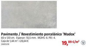 Oferta de Pavimento por 19,89€