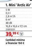 Oferta de Climatizador por 39,99€