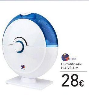 Oferta de Humidificador Hu-Velum por 28€