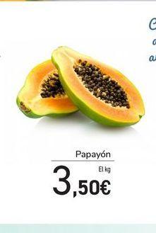 Oferta de Papayón por 3,5€
