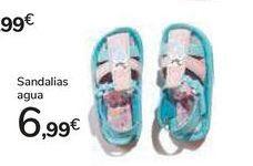 Oferta de Sandalias agua  por 6,99€