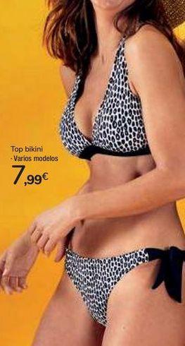 Oferta de Top bikini por 7,99€