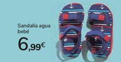 Oferta de Sandalia agua bebé  por 6,99€