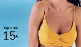Oferta de Top bikini por 15€