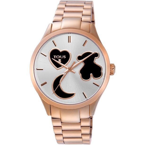 Oferta de Reloj Sweet Power de acero IP rosado por 185€