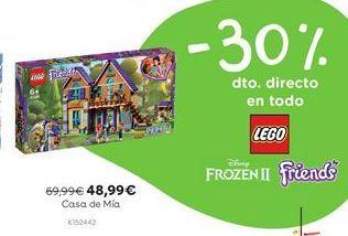 Oferta de Casa de  Mía por 48,99€