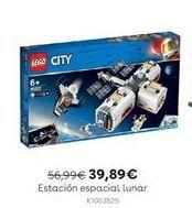 Oferta de Estación espacial lunar por 39,89€