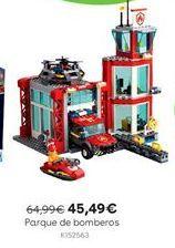 Oferta de Parque de bomberos por 45,49€