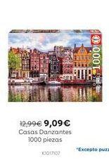 Oferta de Casas Danzantes 1000 piezas por 9,09€