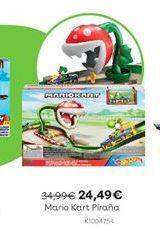 Oferta de Mario Kart Piraña por 24,49€