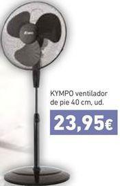 Oferta Ventilador de pie Hiperdino