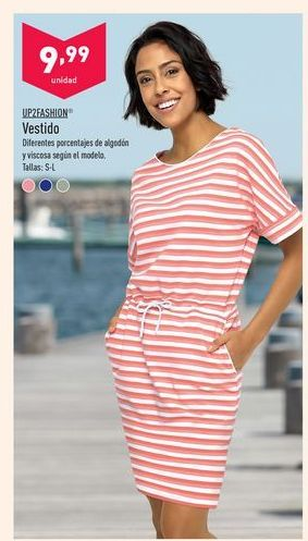 Oferta de Vestido Up2fashion por 9,99€